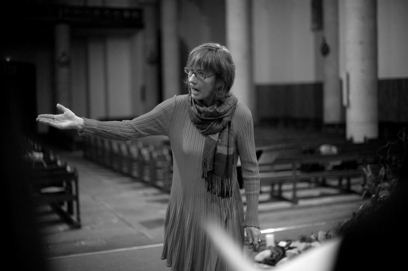 Cécile Girod - photo : Julie Lefèvre