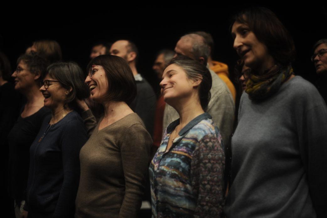 chœur a capella